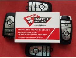Смарт ключ Ford USA 17-20 (Original) 5 кнопок M3N-A2C93142600