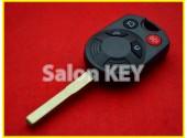 Ключ Ford Focus USA 2012-2016 (OEM) 3+1 кнопки
