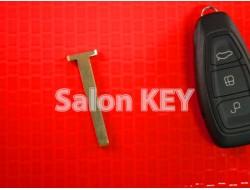 Лезвие вставка для смарт ключа Ford HU101