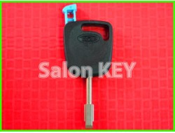 Ключ Ford с местом под чип лезвие FO21