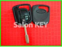 Ключ Ford лезвие FO21 под чип Стекло и Керамику