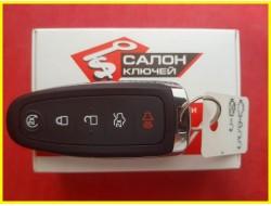 5923790 Оригинальный смарт ключ Ford
