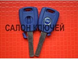 Ключ Фиат с местом под чип лезвие SIP22 Вид №2