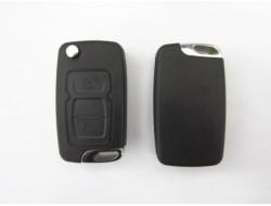 Корпус выкидного ключа Geely Emgrand без логотипа 2 кнопки