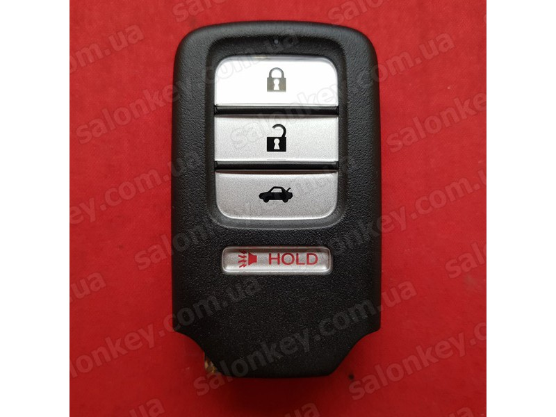 72147-T0A-A11 / 72147-T0A-A21 / 72147-T0A-A31 Ключ Хонда Оригинал