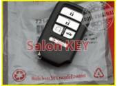 72147-TVA-A31 72147TVAA31 Смарт ключ HONDA (ORIGINAL) Driver 2 4+1 кнопка
