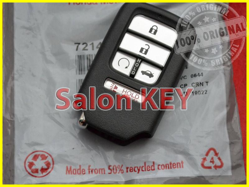 Ключ Хонда Аккорд Америка 16-17 Оригинал ACJ932HK1310A