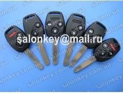 Ключ Honda 35111SWA307 35111SWCP01 35111SWC305 35111SWC307 35111SWN305 35111SWWE01 35111SWW305