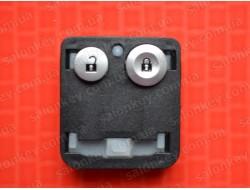 Кнопки Honda 2B для выкидного ключа корпус без электроники