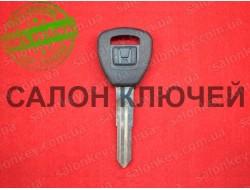 Ключ Honda Accord, Civic, CRV, HRV, Pilot и другие с местом под чип вид 2 Оригинал