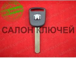 Ключ Honda Accord, Civic, CRV, HRV, Pilot и другие с местом под чип вид 1 Оригинал