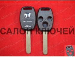 Корпус для ключа Honda 3 кнопки