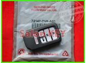 72147-TVA-A01 72147TVAA01 Смарт ключ HONDA (ORIGINAL) 4+1 кнопка