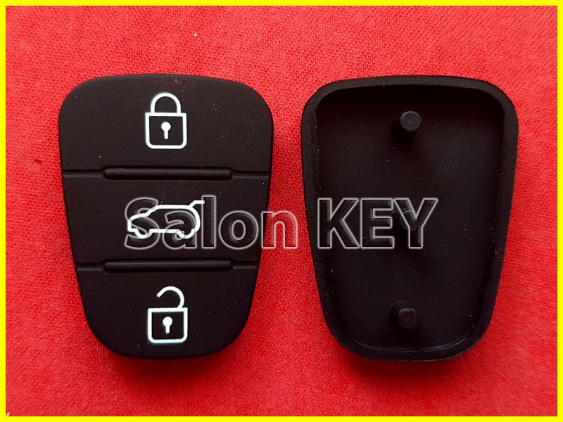 Кнопки для выкидного ключ Хундай средняя Джип