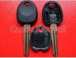 Ключ Hyundai контейнер под чип лезвие HYN6L