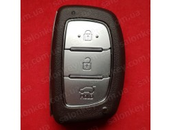 Смарт ключ Хундай Туксон / Smart key Hyundai Tucson с 15-