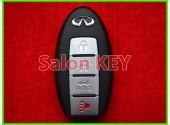 Ключ Infinity proxy 4 кнопки Q50 Q70 QX60 QX70 QX80