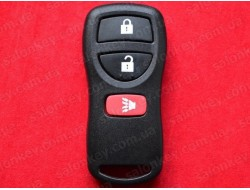 28268-5W501 Брелок Nissan KBRASTU15 / CWTWB1U733 / CWTWB1U415 / WTWB1U821