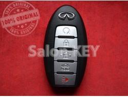 285E3-9NF5A Смарт ключ Infiniti QX60 USA 16-19 S180144320 5 кнопок с автозапуском 433MHz PCF7953M 128-bits AES ID4A KR5S180144014