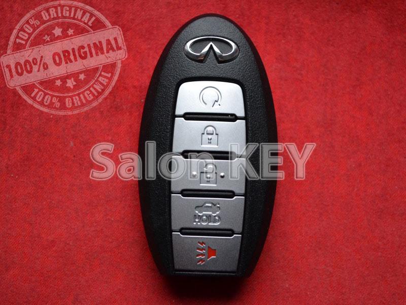 Ключ Инфинити Q60 USA 16-19