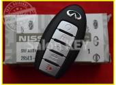 Смарт ключ Infiniti QX60 13-16 USA (Original) 5 кнопок с автозапуском