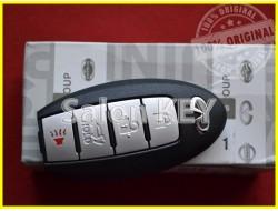 285E3ZQ31B Ключ Infiniti (Original) 285E3-ZQ31B