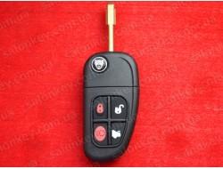 Ключ выкидной JAGUAR без электроники