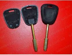 Ключ JAGUAR с местом под чип