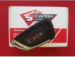 Смарт ключ Jeep Renegade USA 15-20 (OEM) 735636994, 68264811AA , 68266733AA, 6BY88DX9, 68264811, 68266733