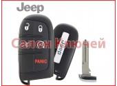 Смарт ключ Jeep Grand Cherokee USA 14-19 5 кнопок (ORIGINAL)