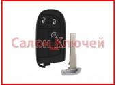 Смарт ключ Jeep Renegade USA 15-19 4 кнопки (ORIGINAL)