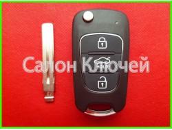Выкидной ключ Kia RIO 2011-2014 (OEM) ID46 433Mhz