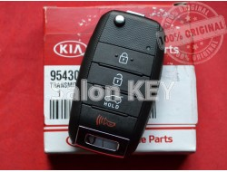 95430-D4010 Выкидной ключ KIA Optima USA 2016-2019 (Original) SY5JFRGE04 JFRGE04 95430D4010