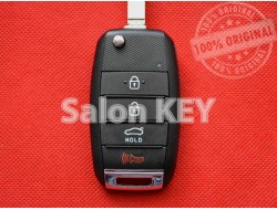 Выкидной ключ KIA Optima USA 14-15 (Киа Оптима) (Refurbished) NYODD4TX1306-TFL