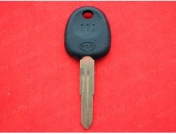 Ключ Kia c местом под чип лезвие Kia 7R оригинал