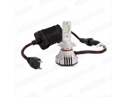 F2 H7 LED HeadLight 6000K 12000Lumen