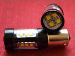 P21W 1156 BA15S CANBUS Osram Cree 80W