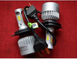 S2 H4 LED COB HeadLight 6500K/16000LM