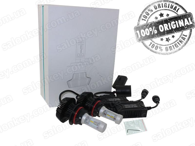 Авто лампы 7 поколение LED HB1 (9004) 6500K/8000LM