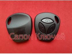 Ключ Vaz, Lada, Kalina, Priora 3 кнопки Китай