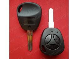 Корпус ключа Lada с лезвием