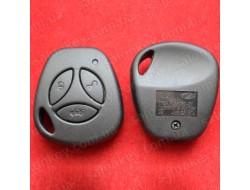 Корпус ключа Lada без лезвия Оригинал