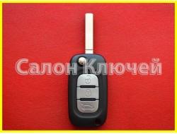 Выкидной ключ Lada Vesta 15-19 / CWTWB1G767 / TWB1G767 / PCF7961 / 4A Chip / 433Mhz
