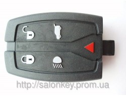 Ключ smart LAND ROVER DISCOVERY FREELANDER 434Mhz