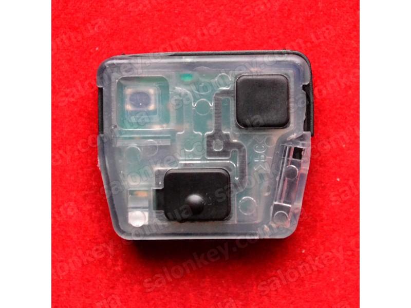 8907150251 кнопки для ключа лексус с чипом и радиоканалом