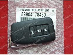 8990478450 Ключ Lexus (Original)