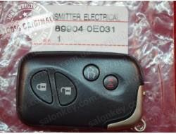 89904-0E031 Ключ Lexus