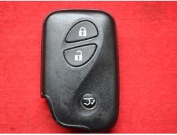 Смарт ключ Lexus TOKAI RIKA MDL B74EA 434Mhz 3 кнопки ID74 P1:98