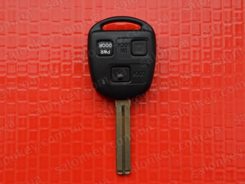 Ключ зажигания Lexus 8907048821