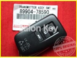 8990478590 Ключ Lexus (Original)